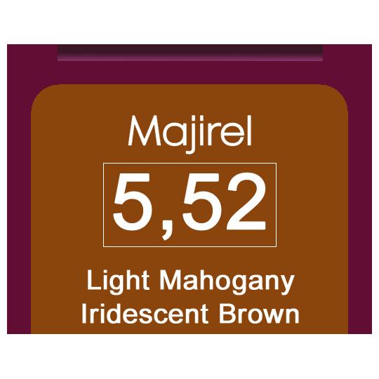 Majirel 5,52 Light Mah Iri Brown