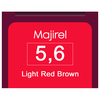 MAJIREL 5,6 LIGHT RED BROWN