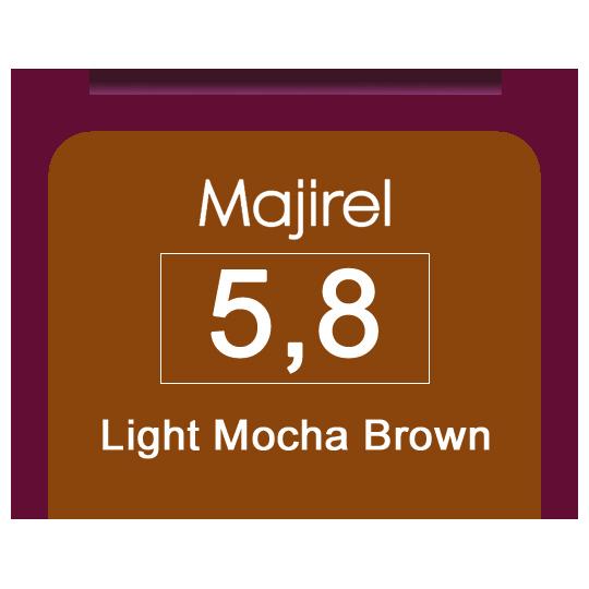 Majirel 5,8 Light Mocha Brown