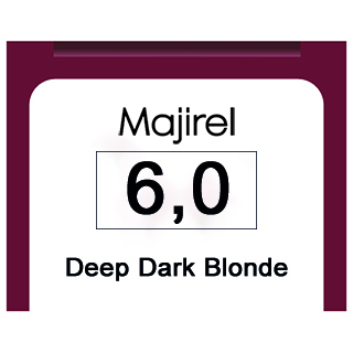 MAJIREL 6,0 DEEP DARK BLONDE