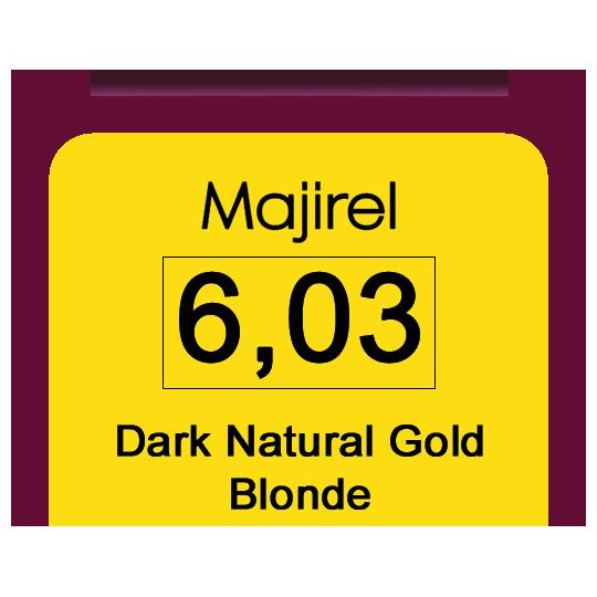 * Majirel 6,03 Dark Nat Gol Blonde