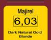 MAJIREL 6,03 DARK NAT GOL BLONDE