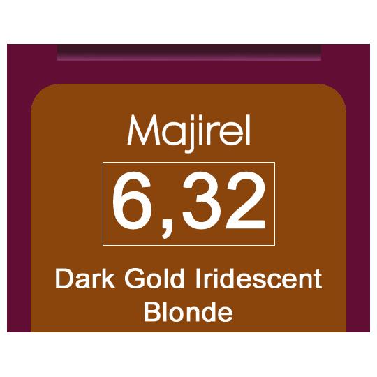 Majirel 6,32 Dark Gol Iri Blonde