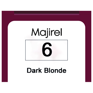MAJIREL 6 DARK BLONDE