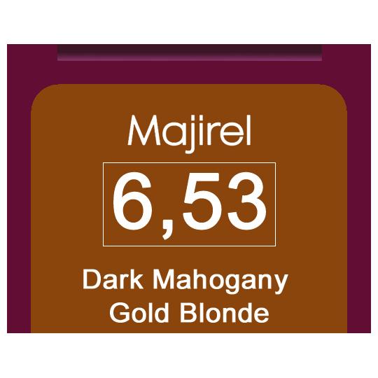 Majirel 6,53 Dark Mah Gol Blonde