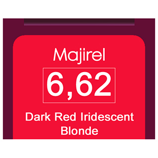 MAJIREL 6,62 DARK RED IRI BLONDE