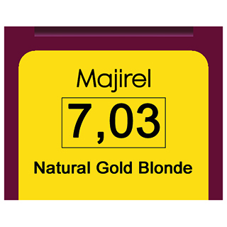 MAJIREL 7,03 NATURAL GOL BLONDE