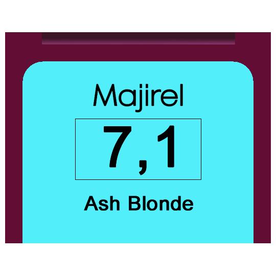 Majirel 7,1 Ash Blonde