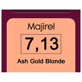 MAJIREL 7,13 BEIGE BLONDE