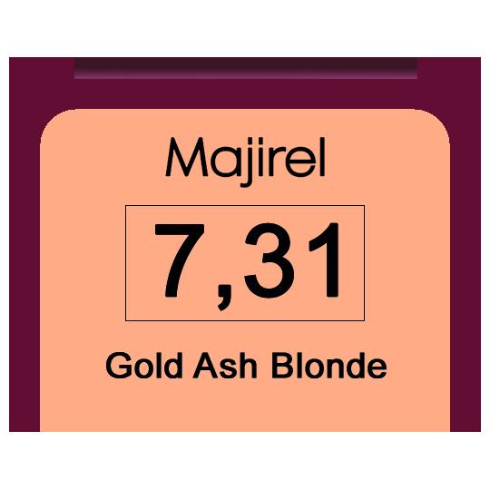 Majirel 7,31 Gol Ash Blonde