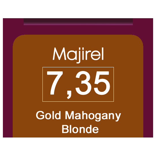 Majirel 7,35 Gol Mah Blonde