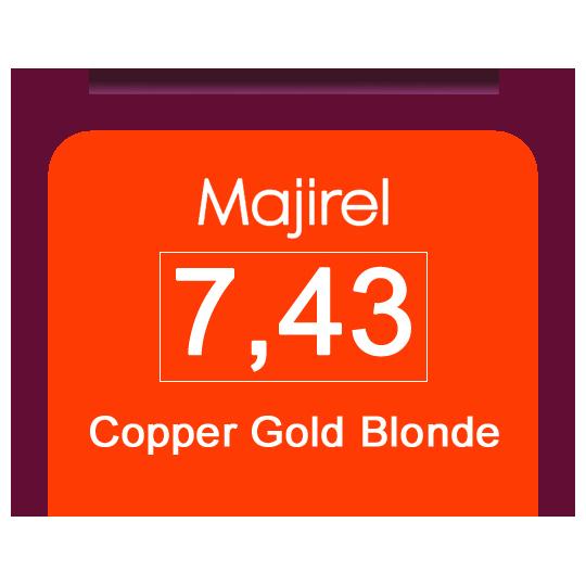 Majirel 7,43 Cop Gol Blonde