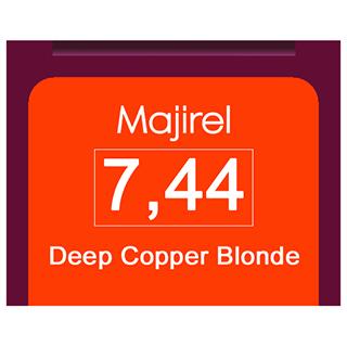 Majirel 7,44 Deep Cop Blonde