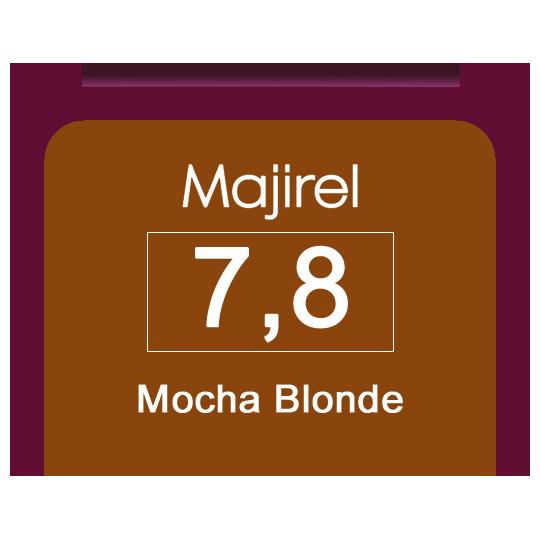 Majirel 7,8 Mocha Blonde