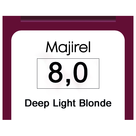 Majirel 8,0 Deep Light Blonde