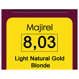 Majirel 8,03 Light Nat Gol Bl
