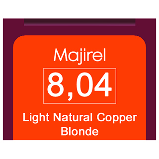 MAJIREL 8,04 LIGHT NAT COP BLONDE