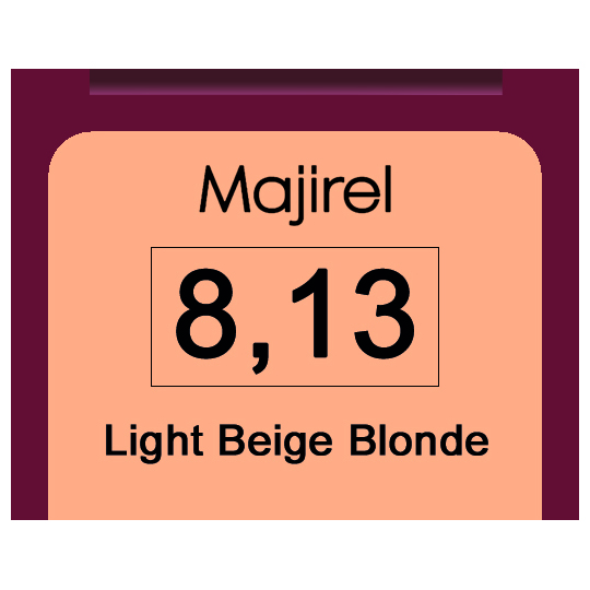 Majirel 8,13 Light Beige Blonde