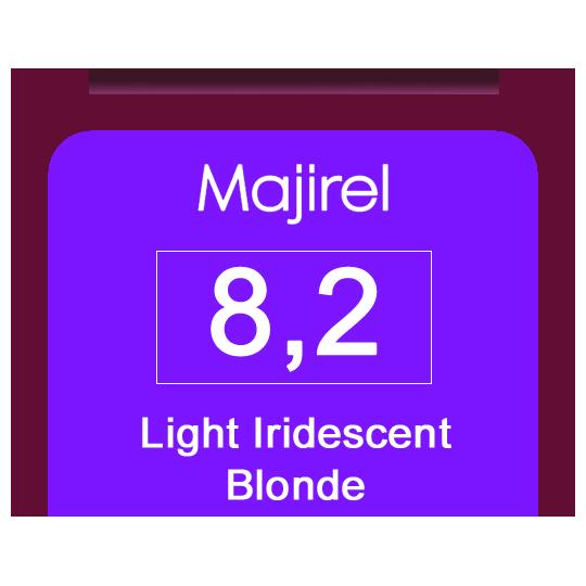 Majirel 8,2 Light Iri Blonde