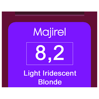 MAJIREL 8,2 LIGHT IRI BLONDE