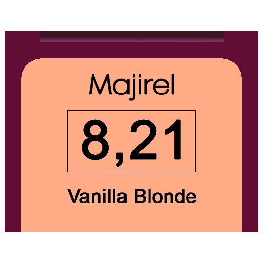 Majirel 8,21 Vanilla Blond