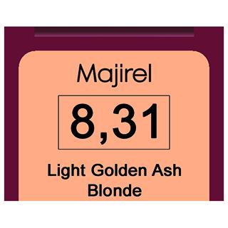 Majirel 8,31 Light Gol Ash Blonde