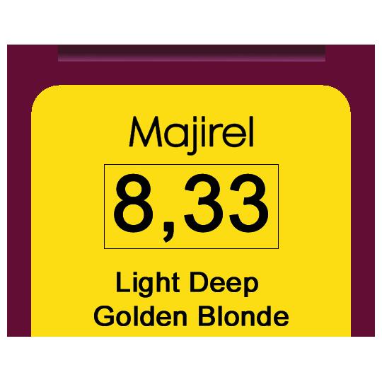 * Majirel 8,33 Light Deep Golden Blond