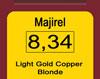 MAJIREL 8,34 LIGHT GOL COP BLONDE