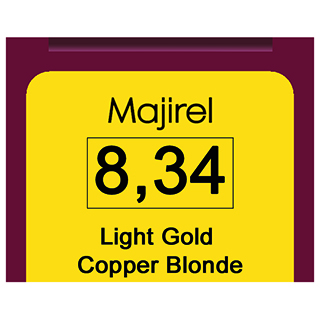 MAJIREL 8,34 LIGHT GOL COP BLONDE