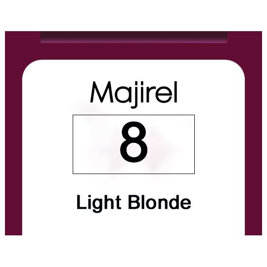 Majirel 8 Light Blonde