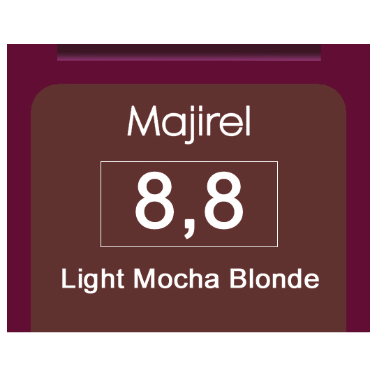 Loreal Majirel 8/8 Light Mocha Blond 50ml