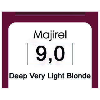 MAJIREL 9,0 DEEP VERY LIGHT BLONDE