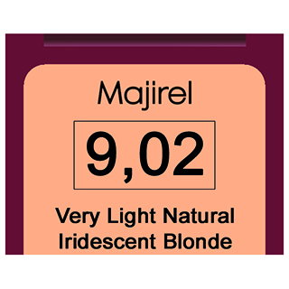 MAJIREL 9,02 VERY LIGHT NATURAL IRIDESCENT BLONDE