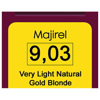 MAJIREL 9,03 V LIGHT NAT GOL BLONDE