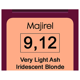 MAJIREL 9,12 VERY LIGHT ASH IRIDESCENT BLOND