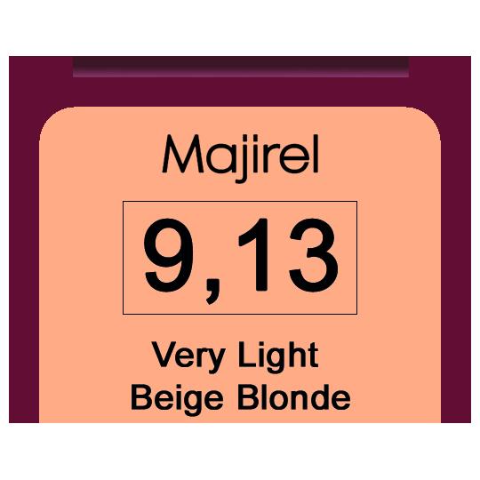 Majirel 9,13 V Light Beige Blonde