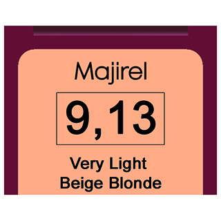 MAJIREL 9,13 V LIGHT BEIGE BLONDE