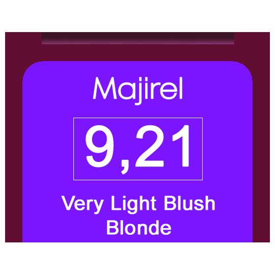 Loreal Majirel 9/21 Very Light Blush Blond