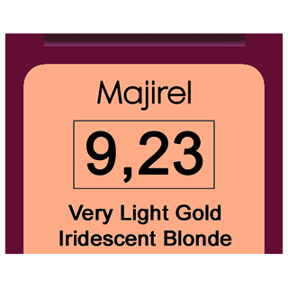 MAJIREL 9,23 VERY LIGHT GOLD IRIDESCENT BLOND