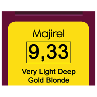 MAJIREL 9,33 V LIGHT DEEP GOL BLONDE