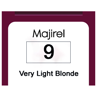 MAJIREL 9 VERY LIGHT BLONDE