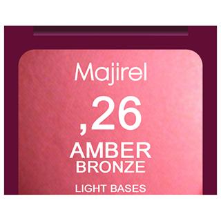 Majirel Le Bronzing Amber Bronze .26 84ml