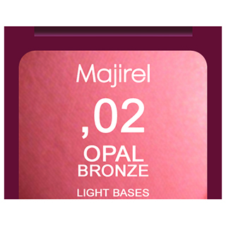 Majirel Le Bronze Opal Bronze .02 72ml