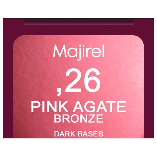Majirel Le Bronzing Pink Agate Bronze .26 72ml