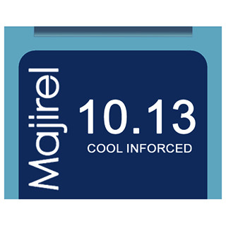 New Loreal Majirel Cool Inforced 10,13 60ml