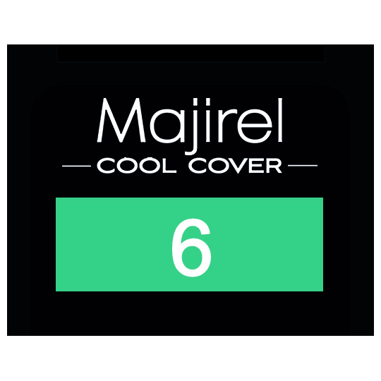 Majirel Cool Cover 6 50ml