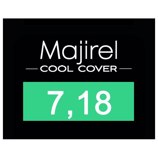 Majirel Cool Cover 7,18 50ml