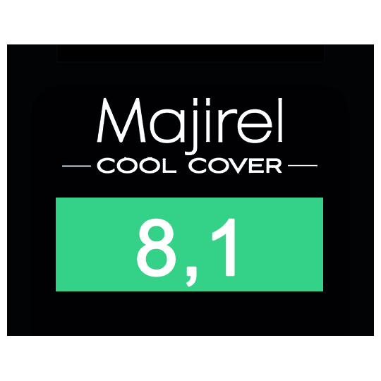 Majirel Cool Cover 8,1 50ml