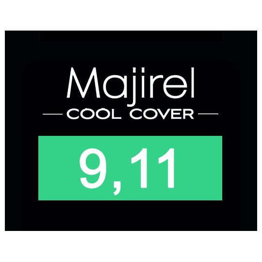 Majirel Cool Cover 9,11 50ml