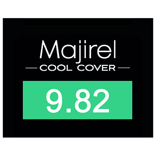 New Loreal Majirel Cool Cover 9/82 60ml